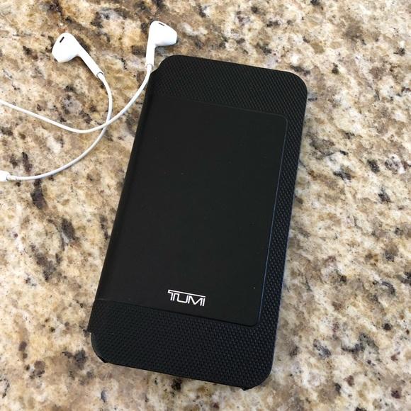 reputable site ff50b 87253 Tumi Folio Snap Case iPhone 8 Plus / 7 Plus
